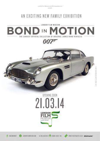 BOND IN MOTION 4