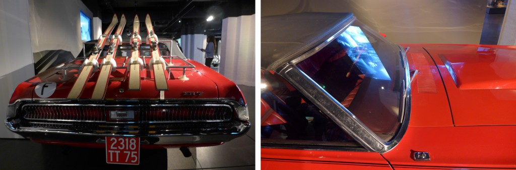 Mercury Cougar XR7, ON HER MAJESTY'S SECRET SERVICE (Photos © Mark O'Connell / 2014)