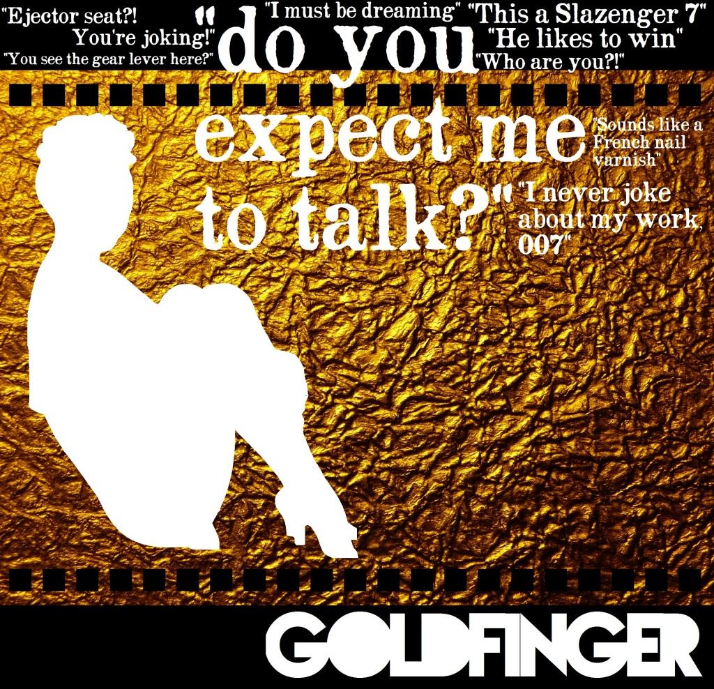 Goldfinger @ 50