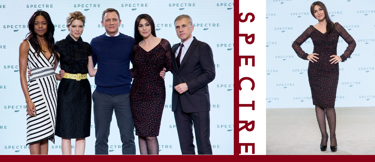 SPECTRE – MARK O'CONNELL