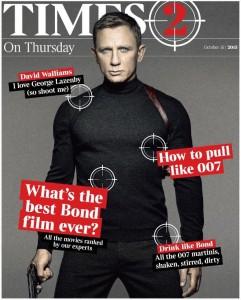 TIMES Bond Poll - 15-10-15