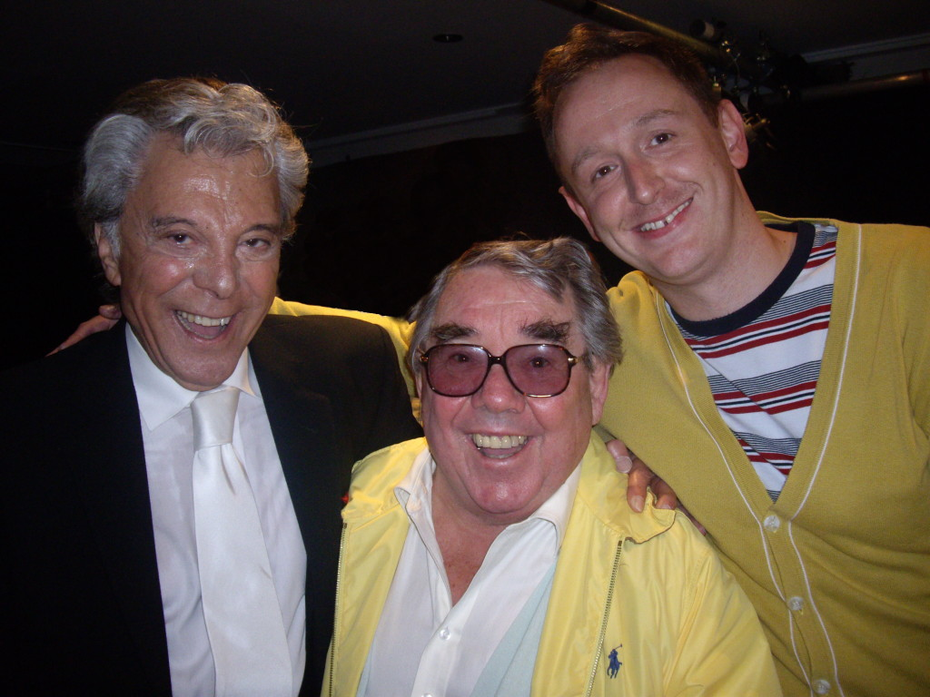 Lionel Blair, Ronnie Corbett & Mark O'Connell / Edinburgh Fringe, 2009