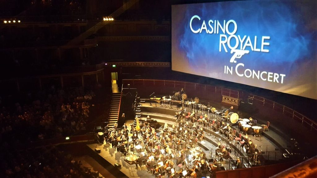 casino royale live in concert
